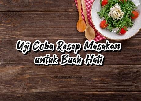 Uji Coba Resep Masakan Baru - Pixabay