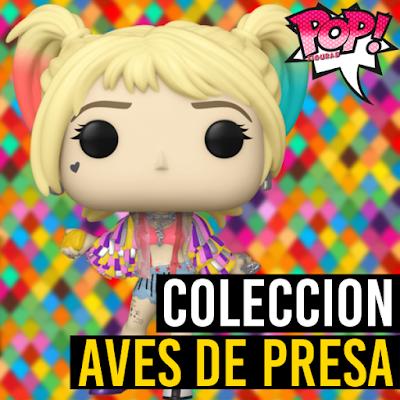 Lista de figuras Funko POP Aves de Presa