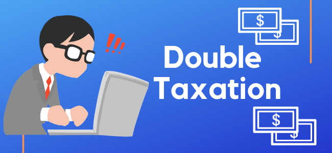 double taxation on dividend tax rate