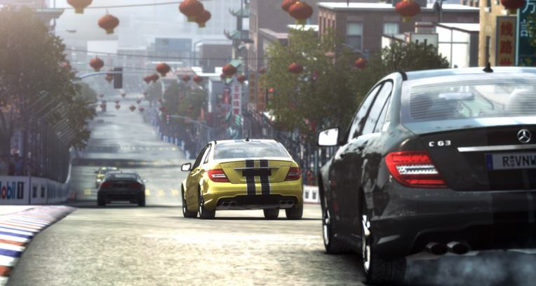 GRID Autosport PC Full Español