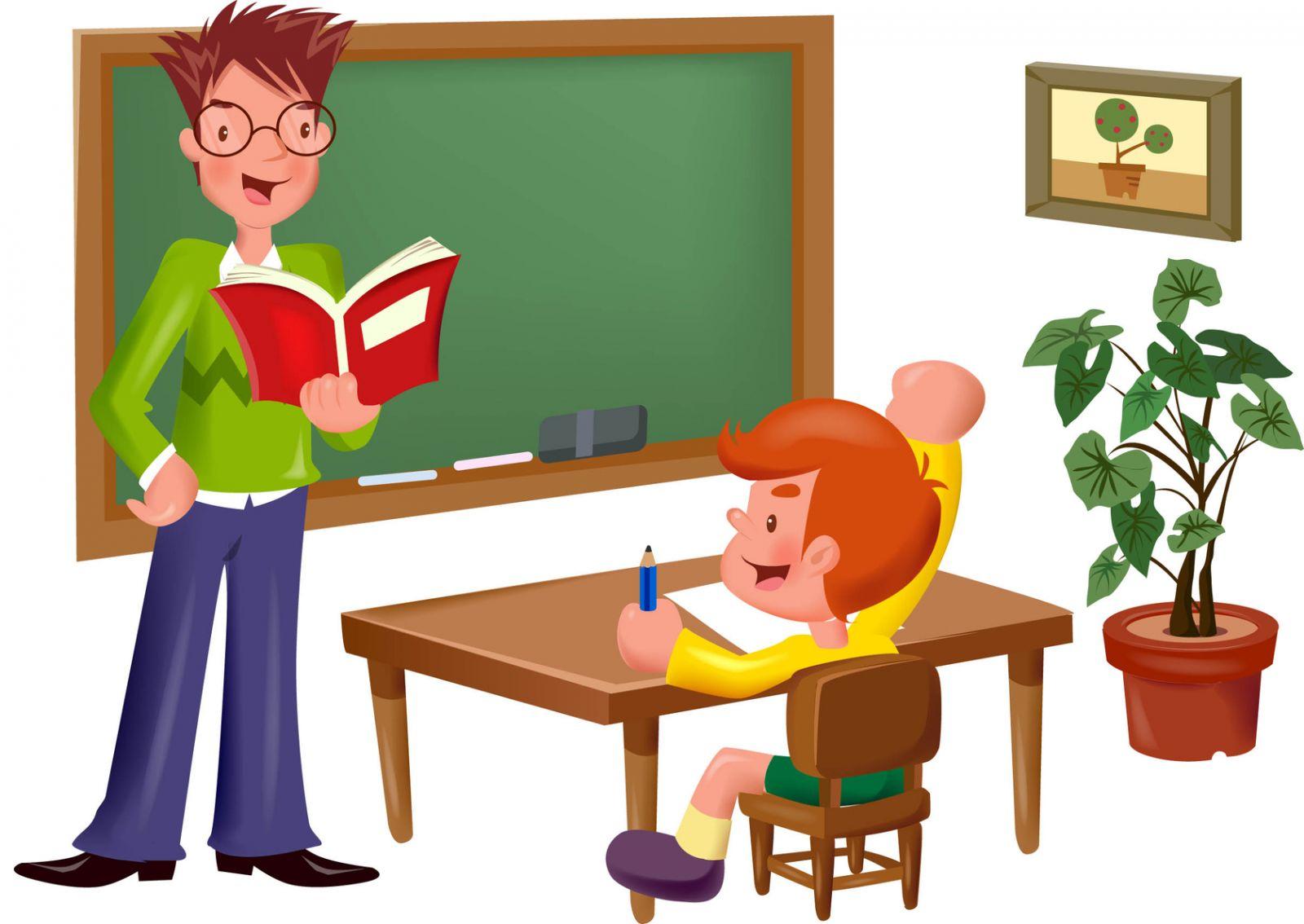 Картинки на уроке для детей