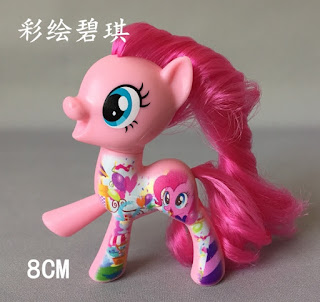 My Little Pony the Movie All About DJ Pon-3 and Pinkie Pie Brusables