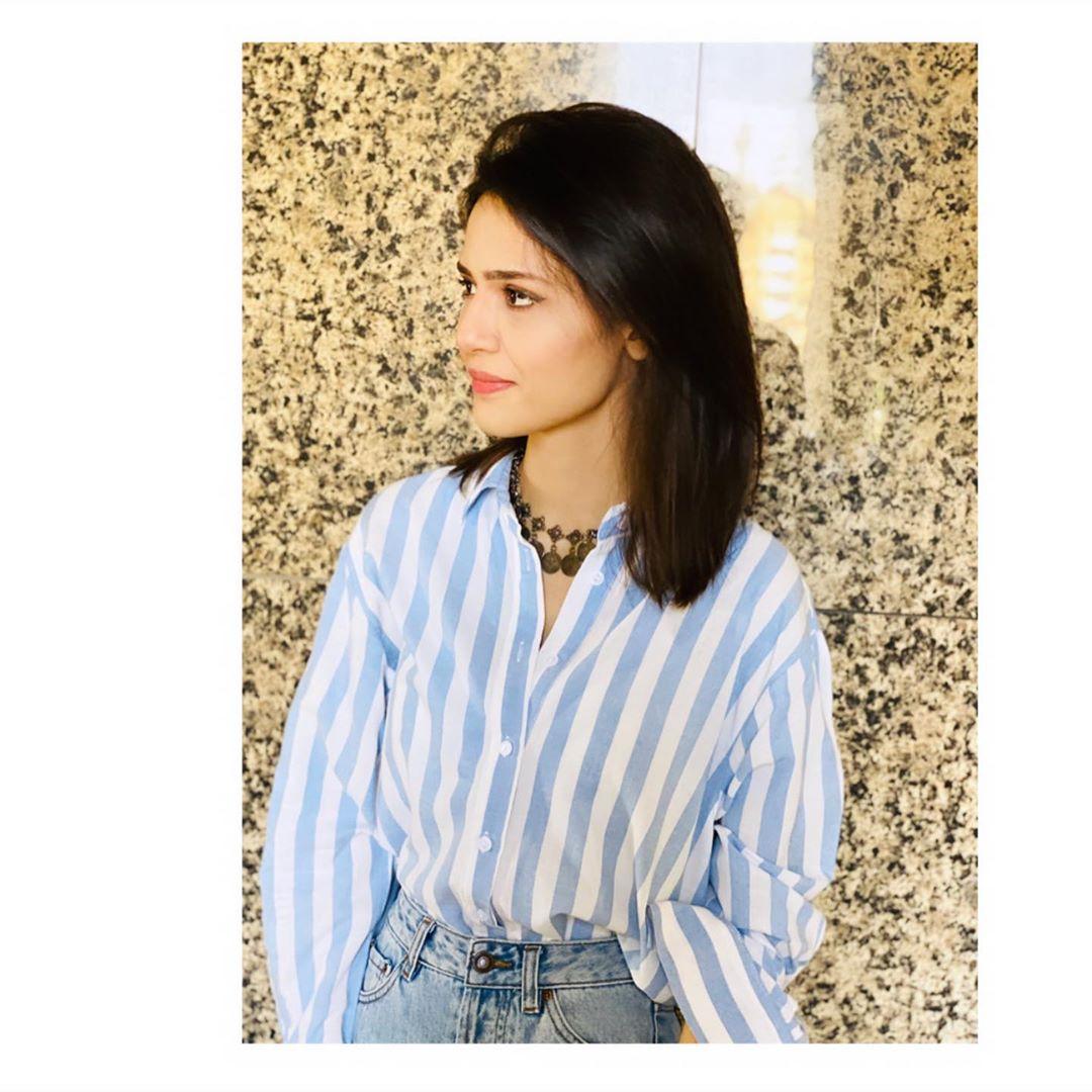 Actress Madiha Imam