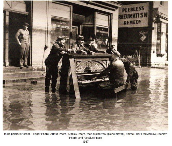 A River Runs Through Us: The 1937 Flood Revisited