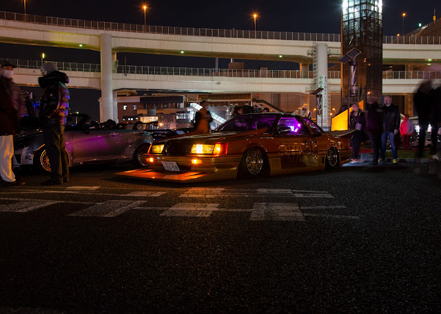 Nissan F30 Leopard Bosozoku Kaido Racer Daikoku PA