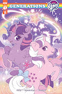 My Little Pony Generations #1 Comic Cover Retailer Incentive Variant