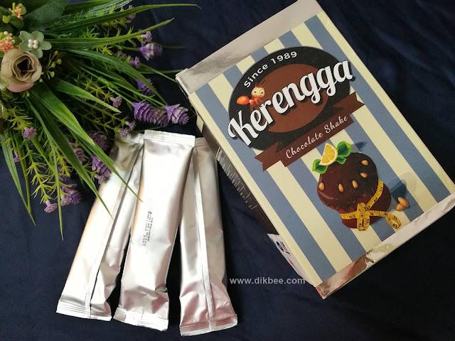 Kurus Dan Lentik Dengan Produk Kerengga Chocolate Shake Dan Poopoil