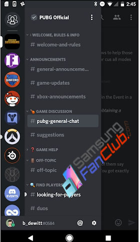 Discord Chat Servers Provides Instant Invite Links