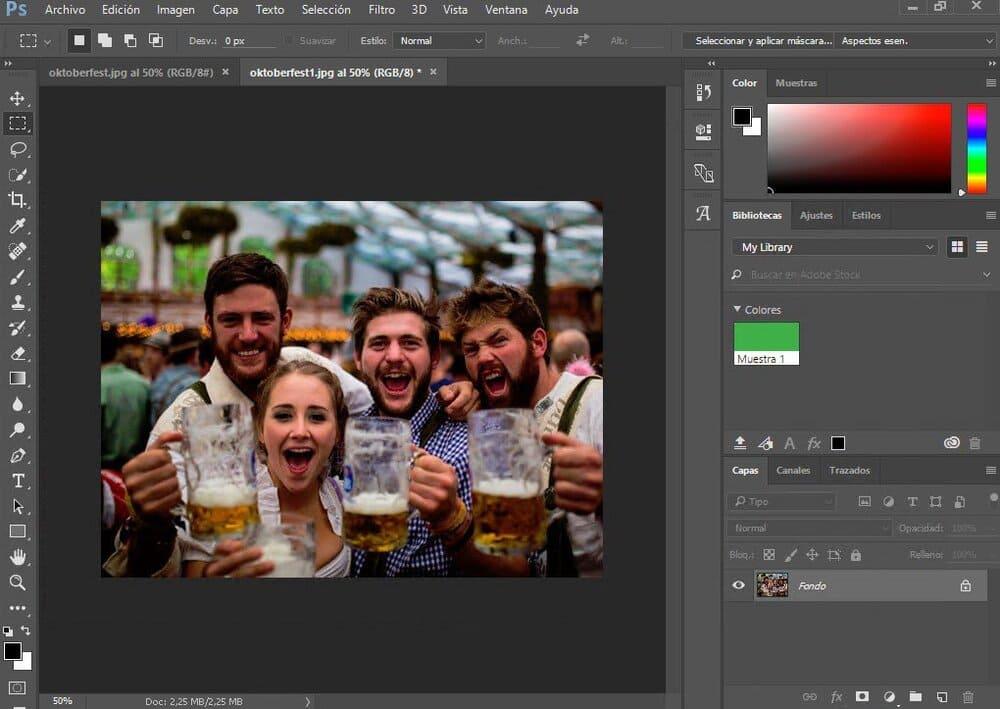 Free Online Photoshop Editor