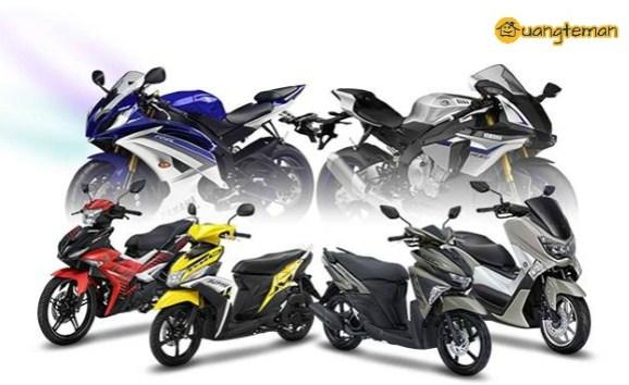 Kredit Motor Yamaha Uang Teman