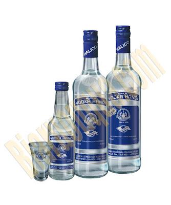 Rượu Vodka Hà Nội 500ml - 700ml
