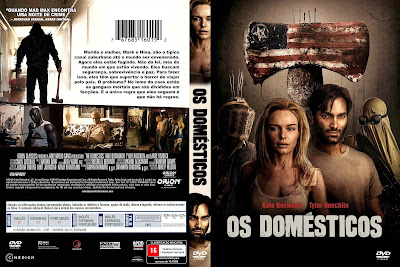 Filme Os Domésticos (The Domestics) DVD Capa