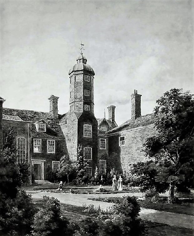 Landed families of Britain and Ireland: (306) Bacon of Redgrave Hall