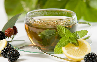 Sağlıklı bir yaşam için yeşil çay için