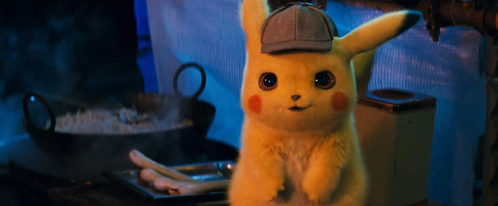 detektyw pikachu, premiery kinowe 2019
