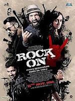 Rock On 2 as Jiah Sharma