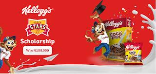 Kellogg's SuperStars Scholarship Contest 2020 | Win N1million