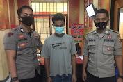 Pelaku Diduga  Pemerkosa Anak Dibawah Umur Diamankan Oleh Polres Bima Kota