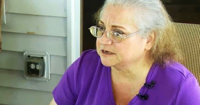 Jacki Carroll, woman who tried to help a Black customer who was in need