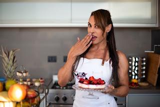 chef Patricia Mello #gastronomia #patriciamello #cheffitness