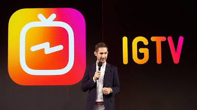 IGTV, Video On Demand Milik Instagram Saingan Baru Youtube