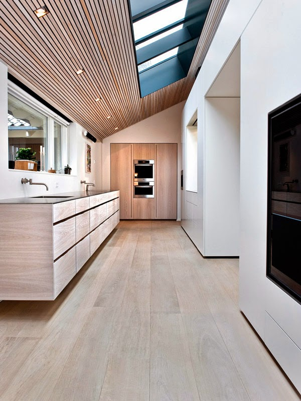 Suelos Para Casas Modernas Finest Cocina Rstica Con Encimera De - Suelos-modernos-para-casa