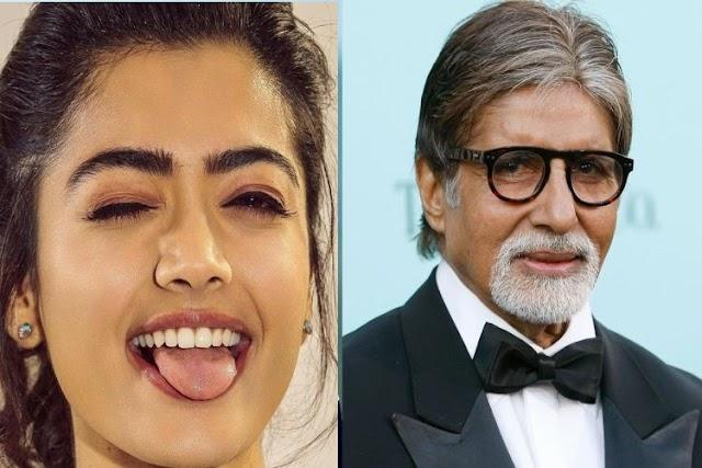 Rashmika Mandanna:Best birthday present ever— the chance of working with Mr Bachchan