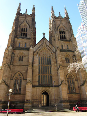 Catedral St. Andrews. Sydney