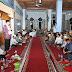 Wagub Melakukan Kunjungan Safari Ramadhan ke Masjid Besar Al Ikhlas Koto Baru Dhamasraya