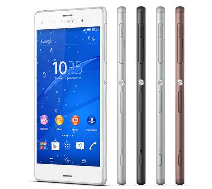 Spesifikasi Sony Xperia Z3 Terbaru