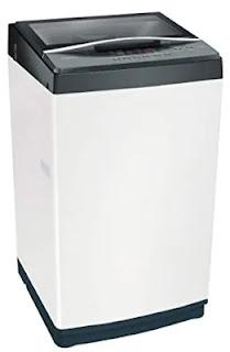 Bosch 6.5 Kg 5 Star Top Loading Washing Machine (WOE654W1IN)
