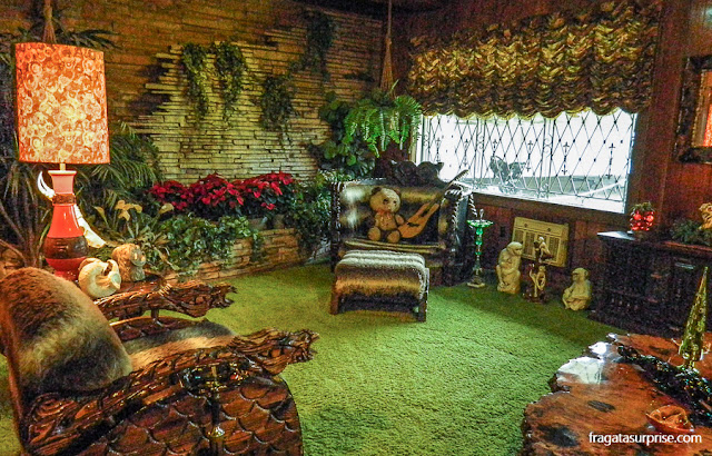 Jungle Room de Graceland
