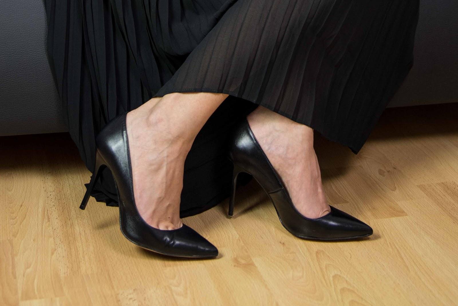 Ballkönigin für eine Nacht Zalando Ball Guide Schuhe