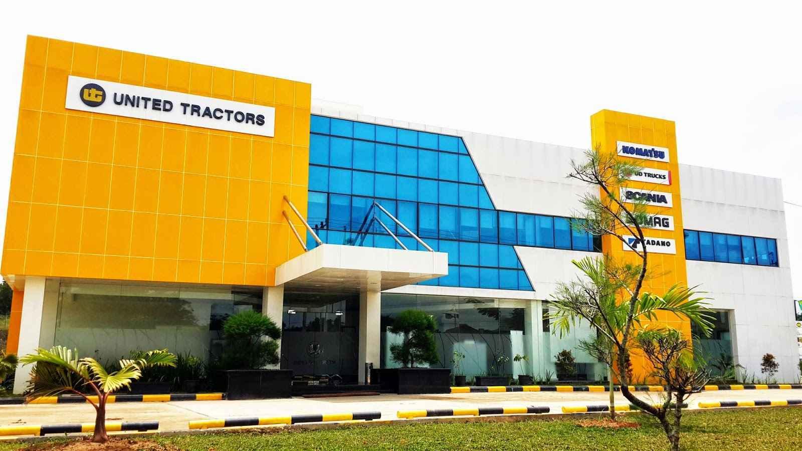 Loker Pabrik Terbaru Via Email PT United Tractors Lulusan S1