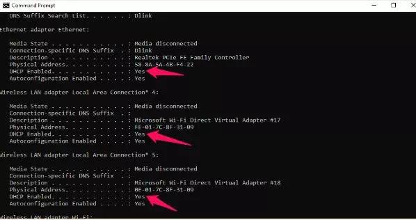 Cara Mengaktifkan DHCP di Windows 10-5