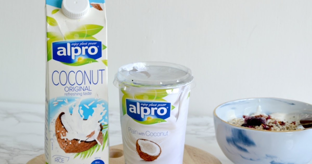 Celebrate summer with the alpro coconut range uk for Alpro coconut cuisine
