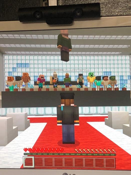 Estudiantes japoneses se gradúan en Minecraft por cuarentena de coronavirus