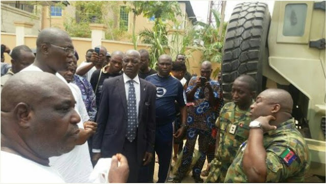 Finally, OPC joins Army to fight Niger Delta Militants [PHOTO]