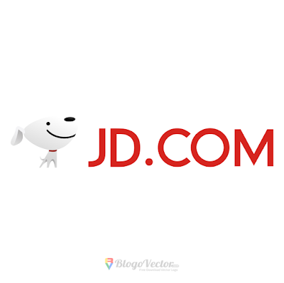 JD.com Logo Vector