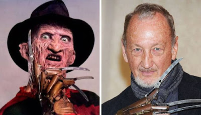 Actor Freddy Krueger