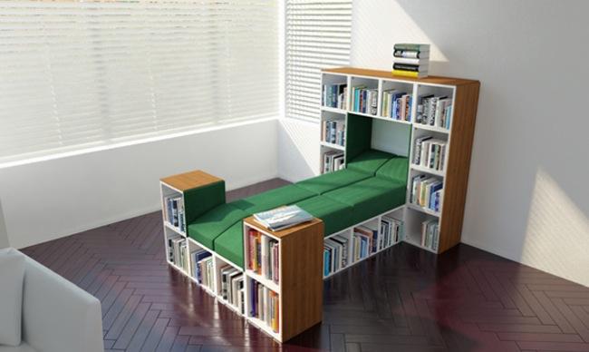 Marzua: Tetran, cubos modulares con los que construir sus propios ...