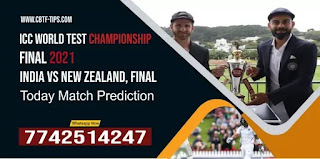 WTC Final 2021 Test, Match Final: NZL vs Ind Dream11 Prediction, Fantasy Cricket Tips, Playing 11, Pitch Report, and Toss Session Fency Update