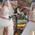 Casamento da filha do Ricardo Eletro em BH tem até llama de véu