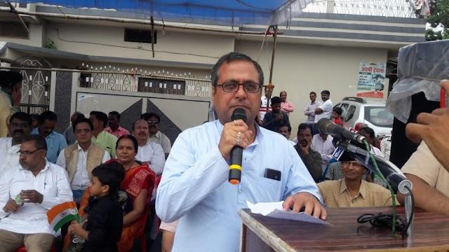 भाजपा के शासन में कानून कठघरे में -शैलेश