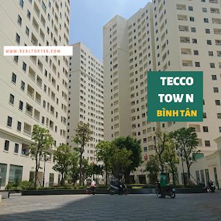 Căn hộ Tecco Town Bình Tân 54m2 đường Nguyễn Cửu Phú