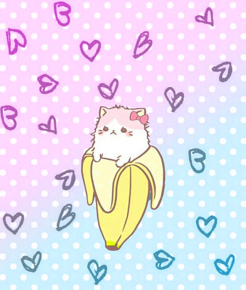 Background de banana