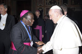Despite The Many Threats And Criticisms, Bishop Kukah Bags International Recognition From Pope Francis - Details