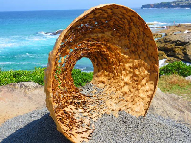 Sculpture by the Sea Bondi