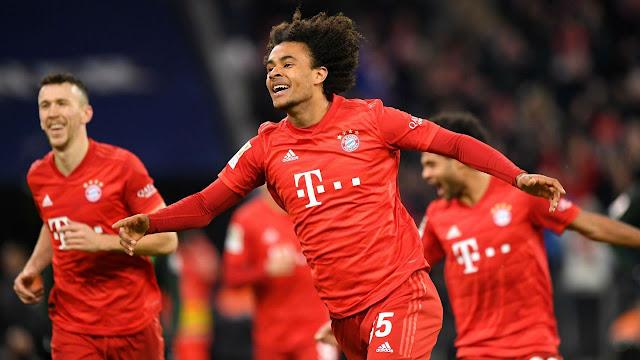 Video Cuplikan Gol: Bayern Munich 2-0 Wolfsburg (Bundesliga)