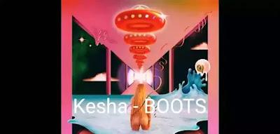 Boots Lyrics - Kesha